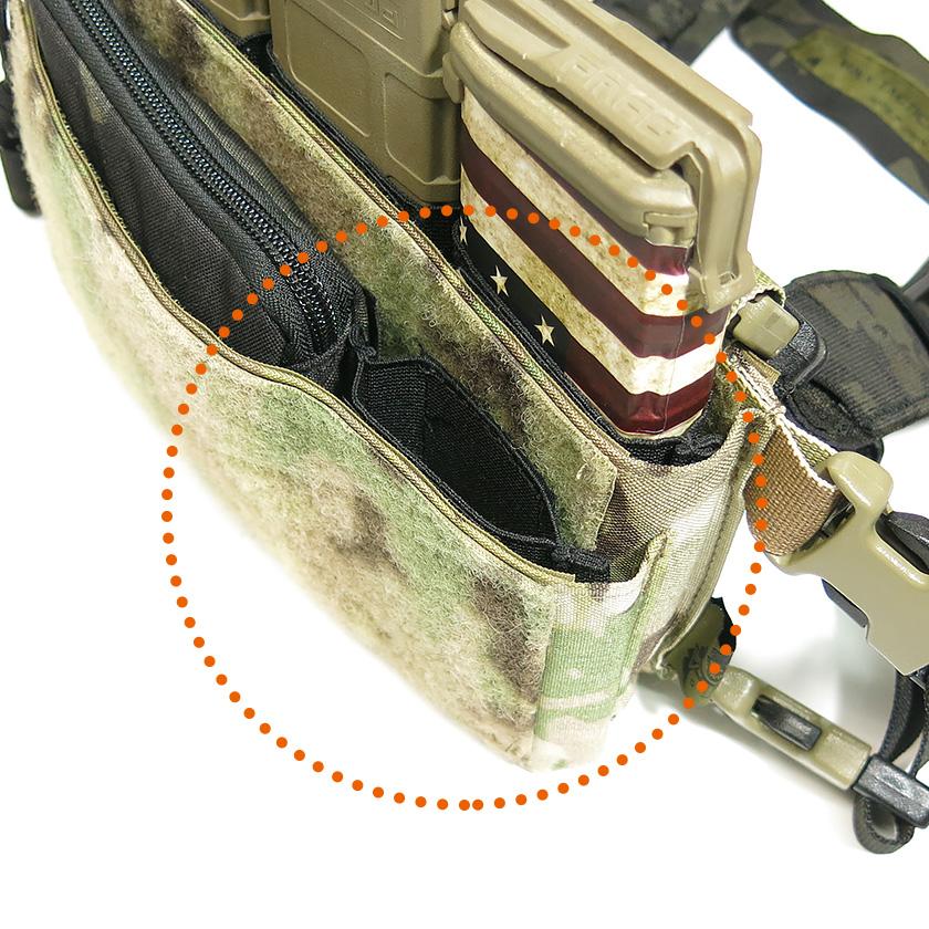 BS-13 / ELASTIC INSERT-M16