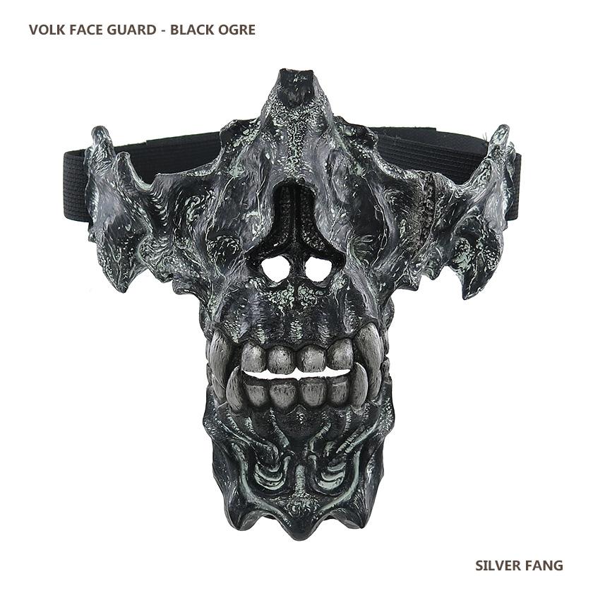 FACE GUARD / BLACK OGRE