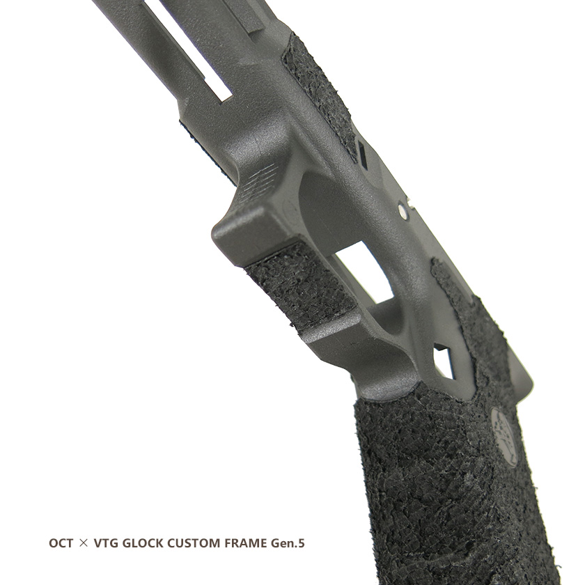 [OCT×VTG] GLOCK CUSTOM FRAME Gen.5