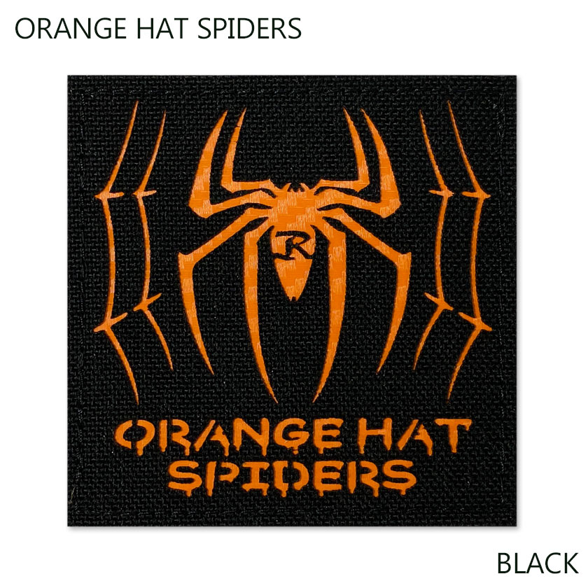 ORANGE HAT SPIDERS