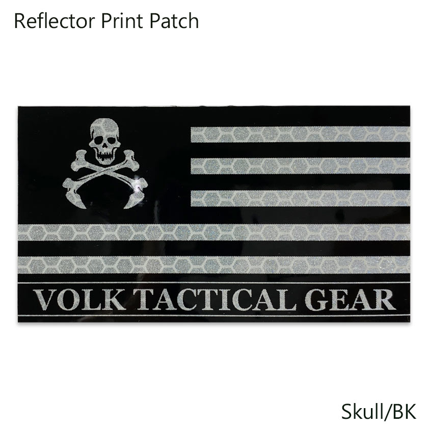 Reflector Print Patch