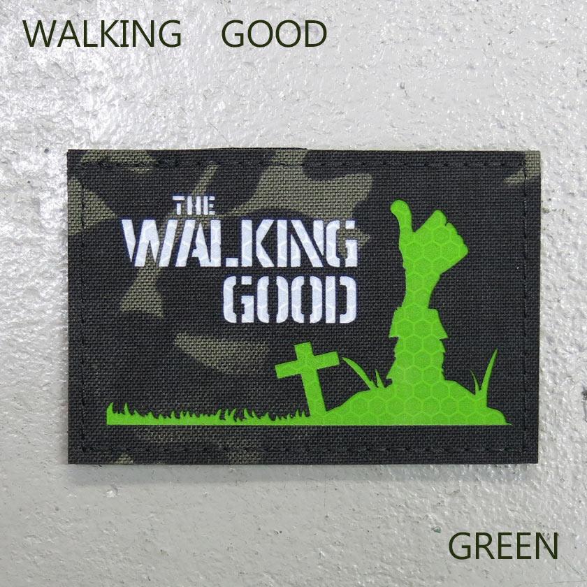 WALKING GOOD