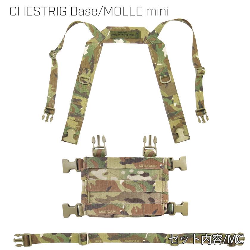 CHESTRIG Base/MOLLE mini