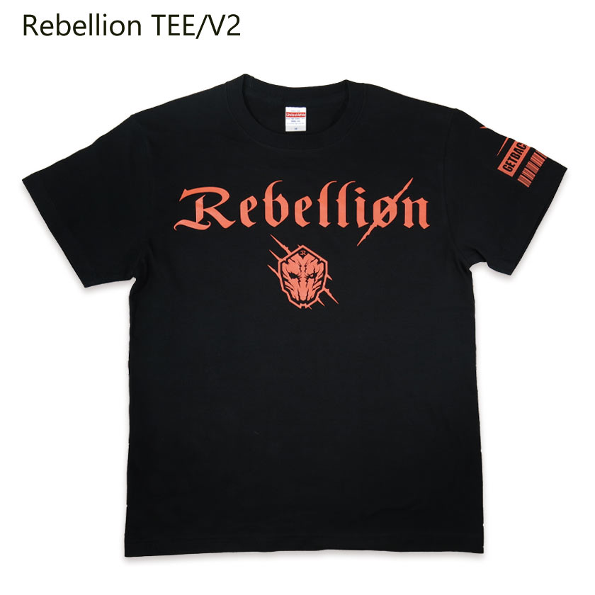 Rebellion TEE V2/LARGE