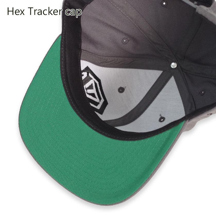 Hex Tracker cap