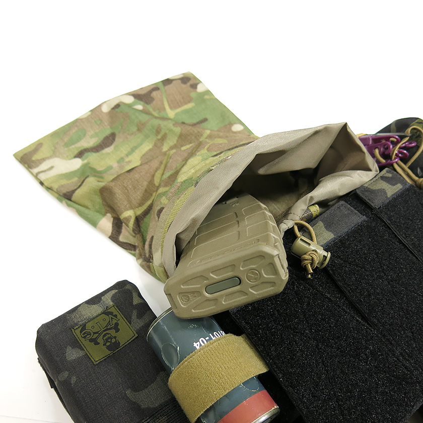 BS-10 / DUMP POUCH