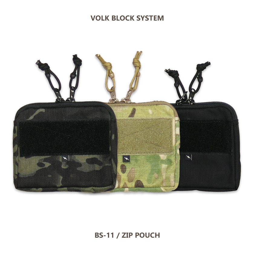 BS-11 / ZIP POUCH