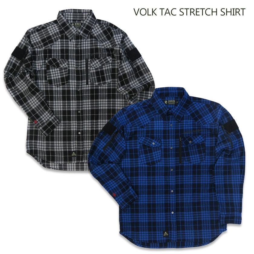 VOLK TAC STRETCH SHIRT