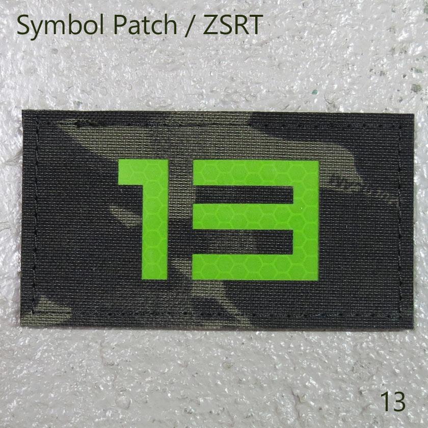 Symbol Patch / ZSRT