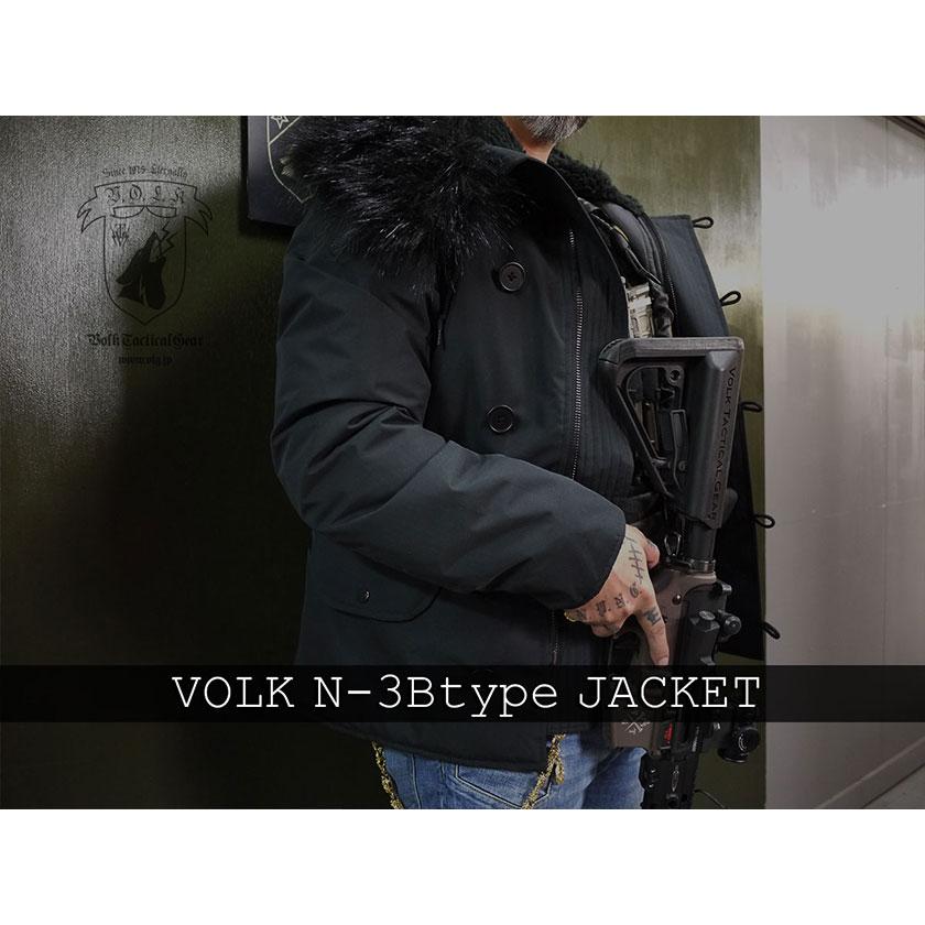 VOLK N-3Btype JACKET