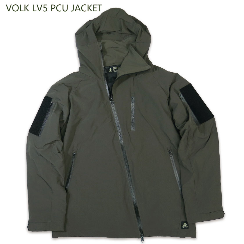 VOLK LV5 PCU JACKET