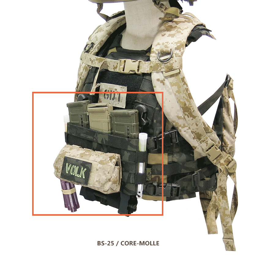 BS-25 / CORE-MOLLE