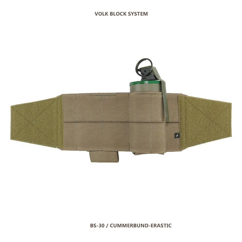 BS-30 / CUMMERBUND-ELASTIC