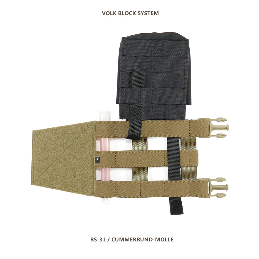 BS-31 / CUMMERBUND-MOLLE