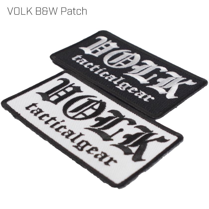 VOLK B&W Patch
