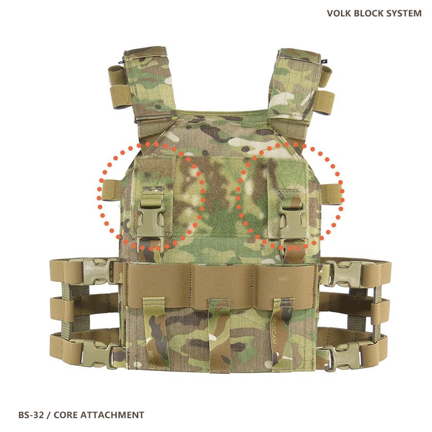 BS-32 / CORE ATTACHMENT