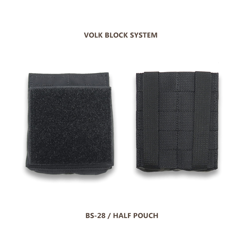 BS-28 / HALF POUCH