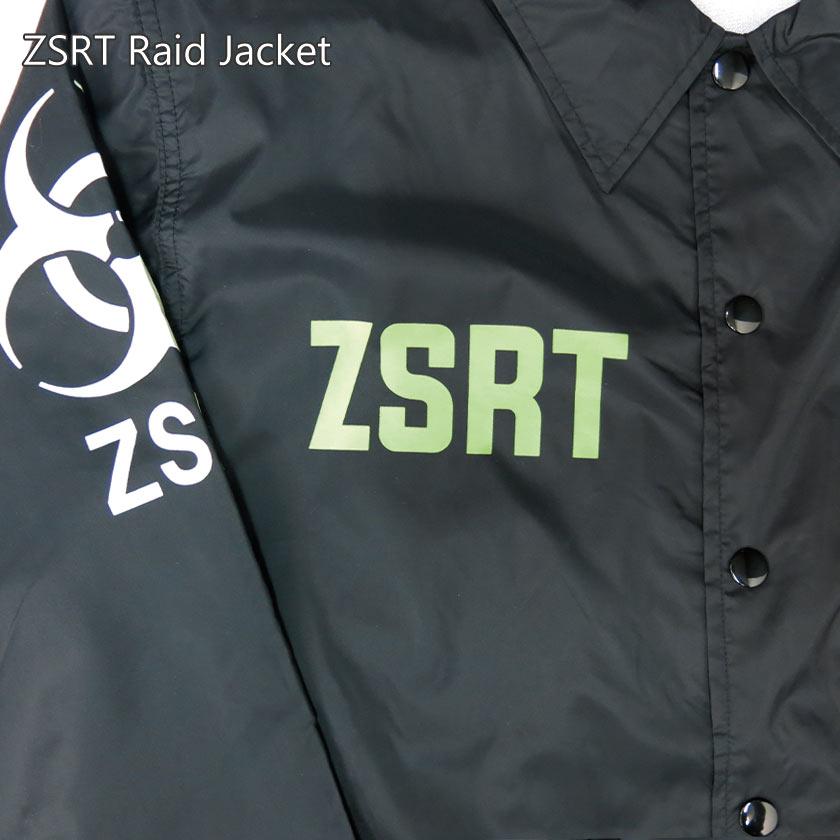 ZSRT Raid Jacket