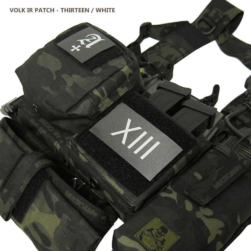 IR PATCH / THIRTEEN