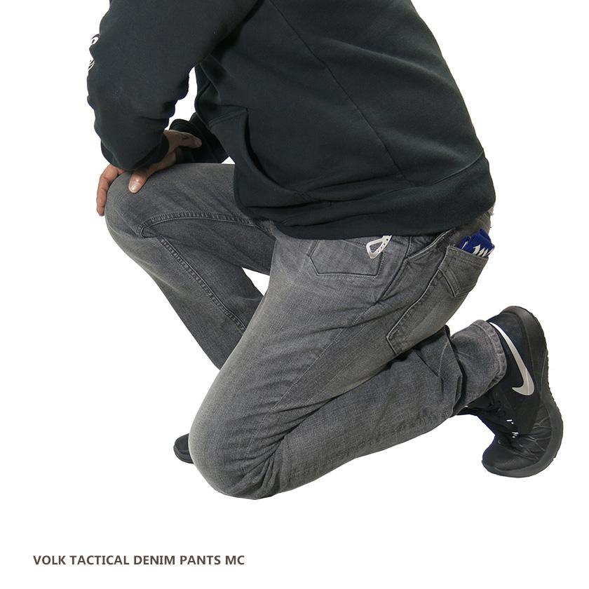 TACTICAL DENIM PANTS MC