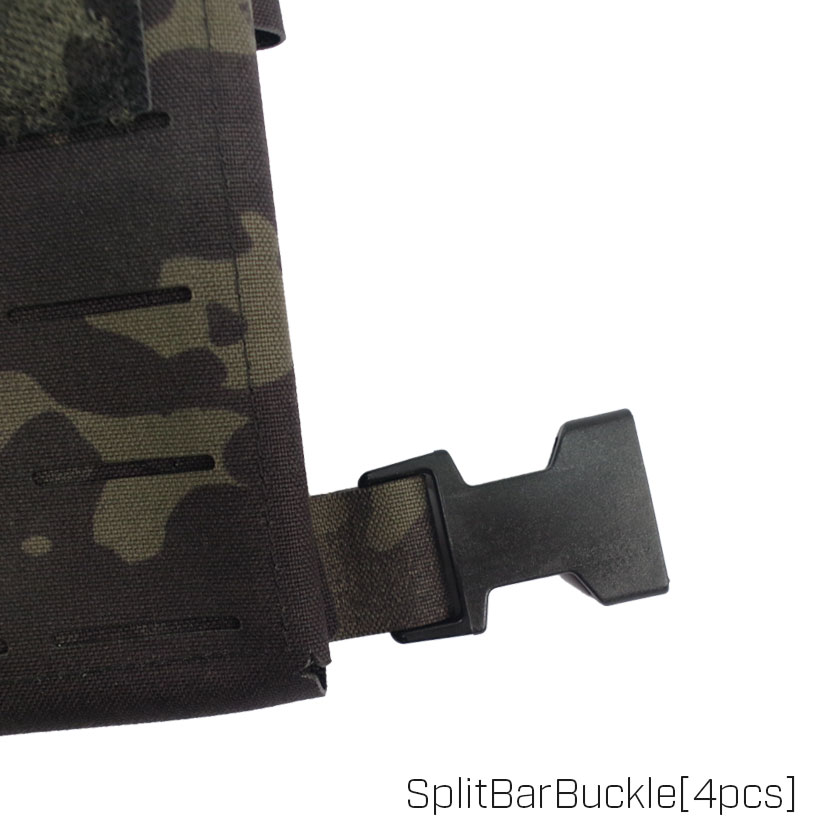 SplitBarBuckle[4pcs]