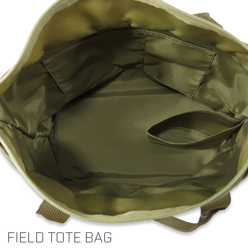 FIELD TOTE BAG