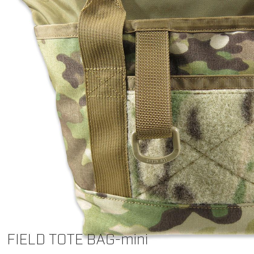FIELD TOTE BAG-mini