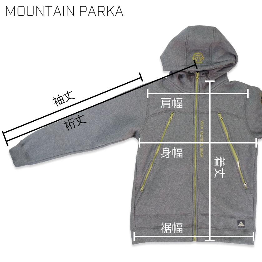 MOUNTAIN PARKA