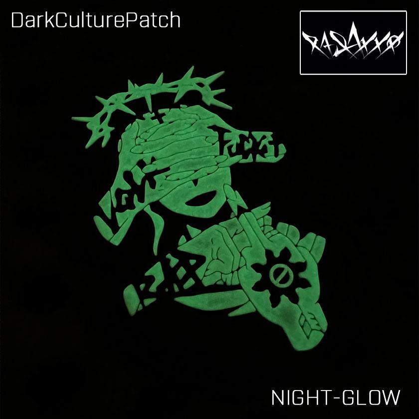 [VTG×RADAMMO]DarkCulturePatch