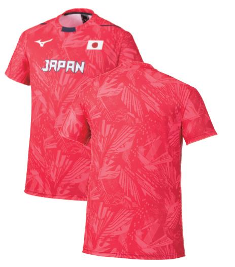 【黒後愛選手】2021火の鳥NIPPON レプリカシャツ