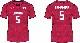 【島村春世選手】2021火の鳥NIPPON レプリカシャツ