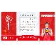 【完全受注生産】火の鳥NIPPONアクリル万年カレンダー