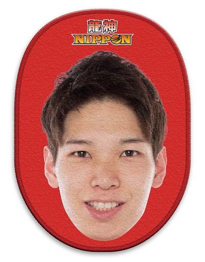 龍神NIPPON 選手顔タオル