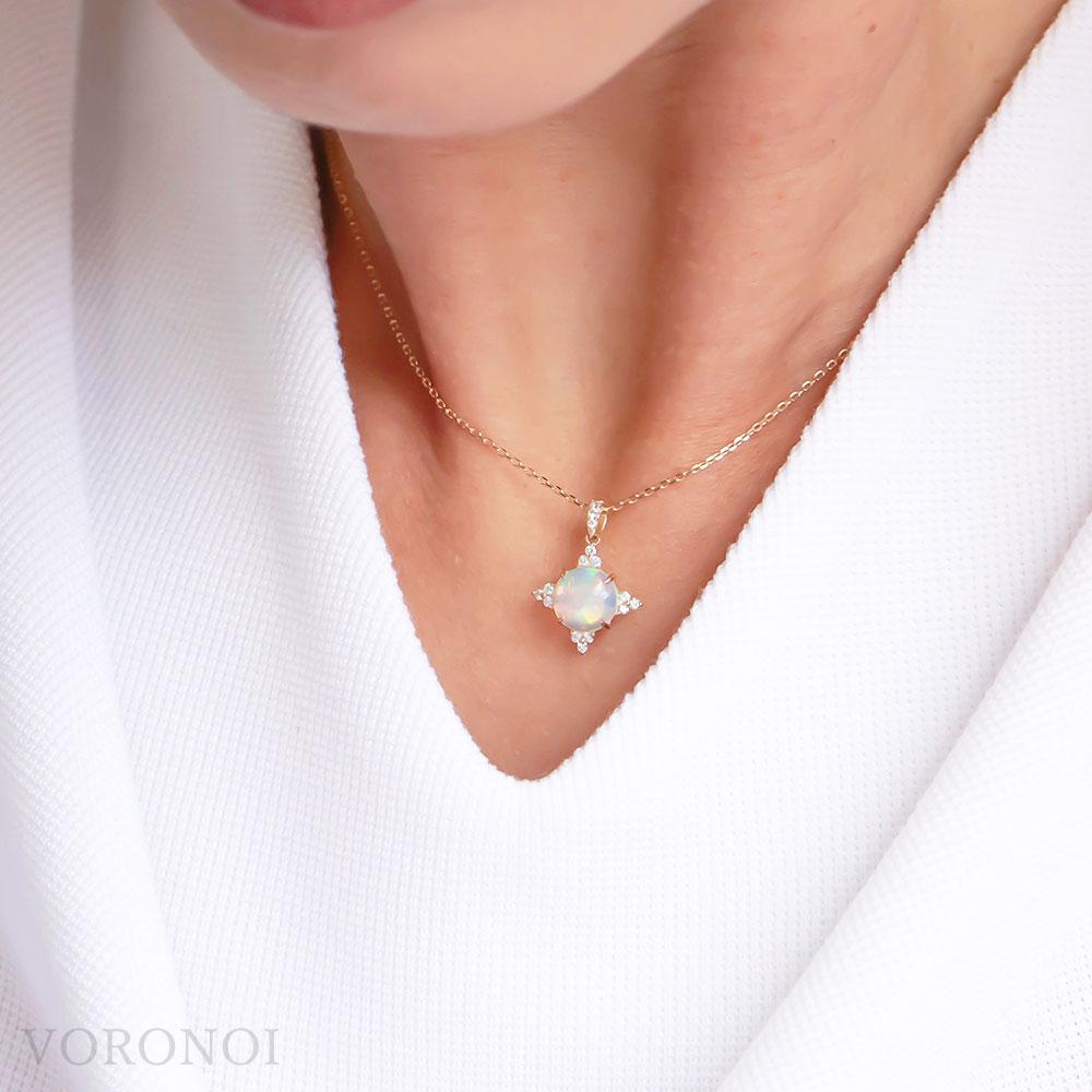 MINAMO - Opal - 「Orion」 ネックレス
