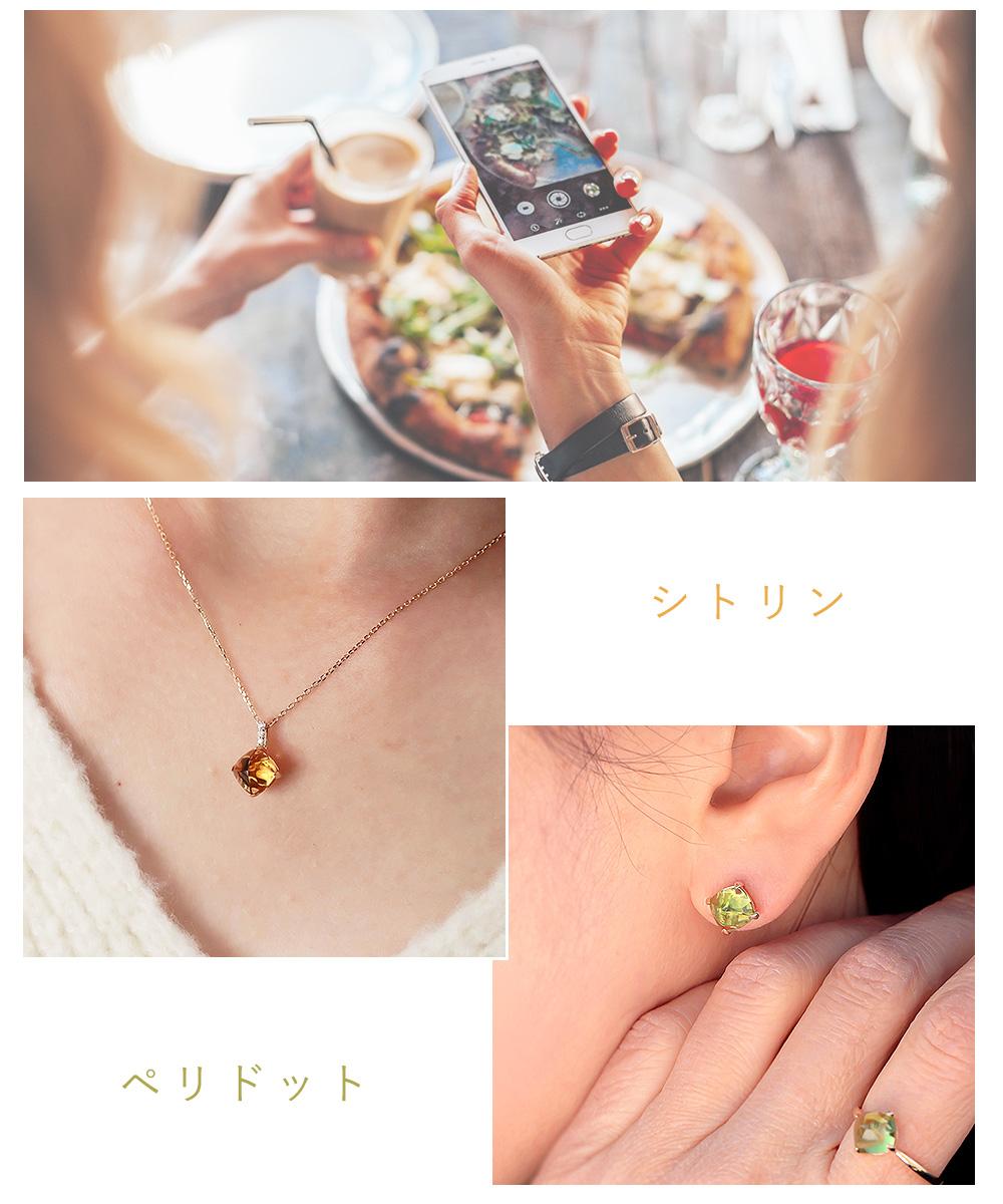 MINAMO - Sugar - ダイヤモンドリング K18
