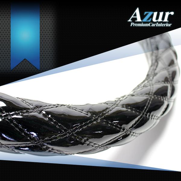ハンドルカバー S + シートカバー + トラック用コンソールボックス デルタトラック 5型 ワイドキャブ  Azur エナメルブラック アームレスト 内装快適セット 送料無料」