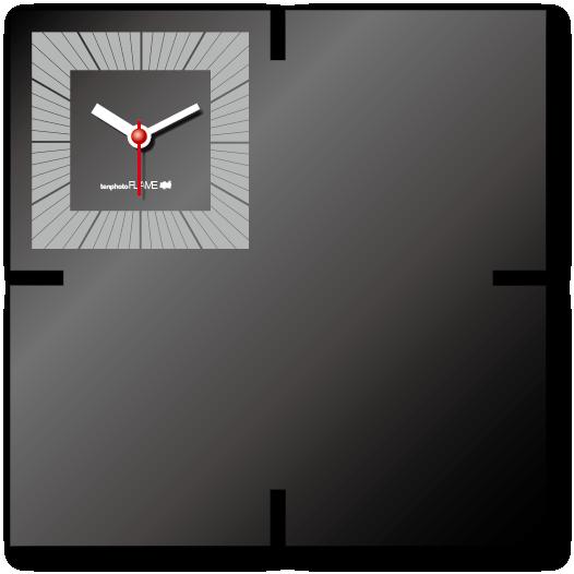 クロックフォトフレーム3 typeC