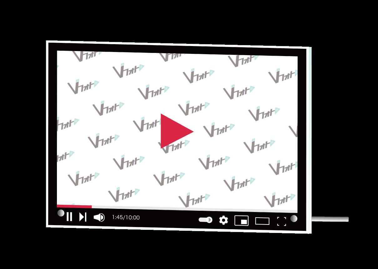 Vフォトフレーム L  typeF