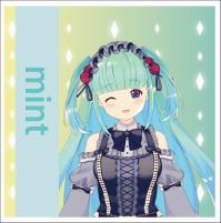 Vフォト mint(Fairy mint) typeA