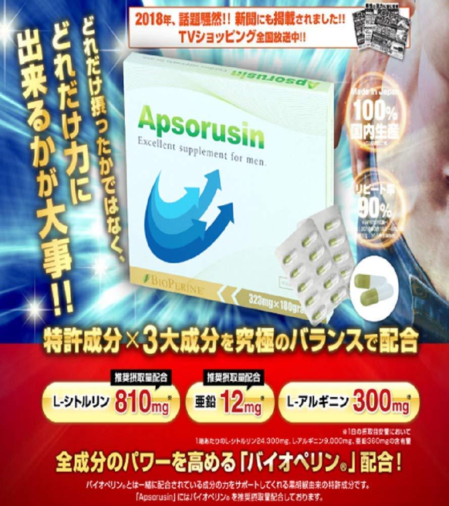 【1箱】アプソルシン Apsorusin 約10-30回分