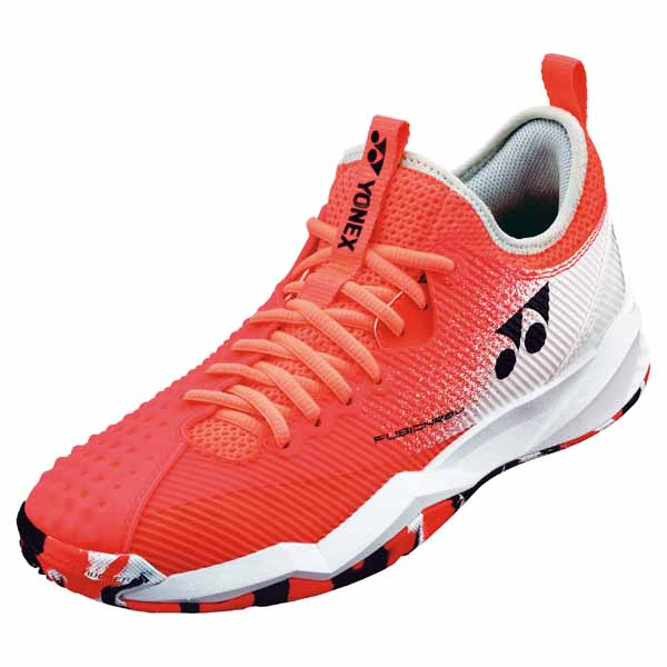 YONEX POWER CUSHION FUSIONREV4 MEN GC レッド/ホワイト