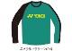 YONEX 長袖Tシャツ YOS21031
