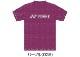 YONEX 半袖杢柄Tシャツ YOS21030