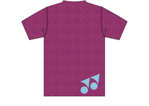 YONEX 半袖杢柄Tシャツ YOS20032