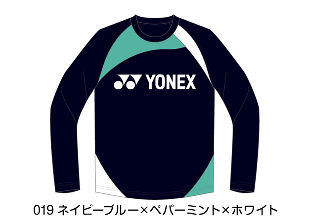 YONEX 長袖Tシャツ YOS19049