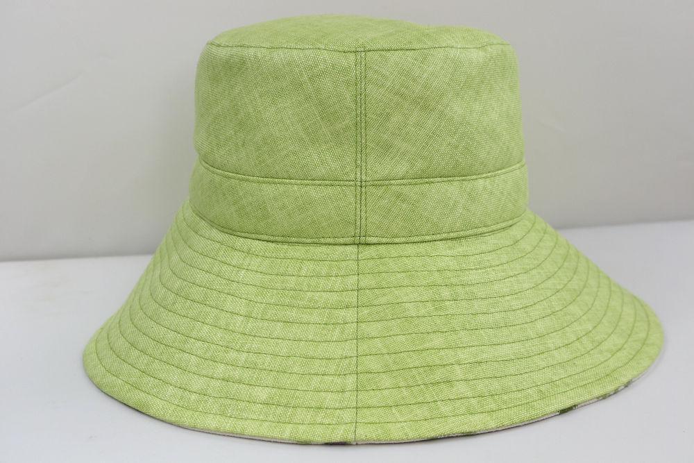 つば広帽-KURUKURU CHEERFUL