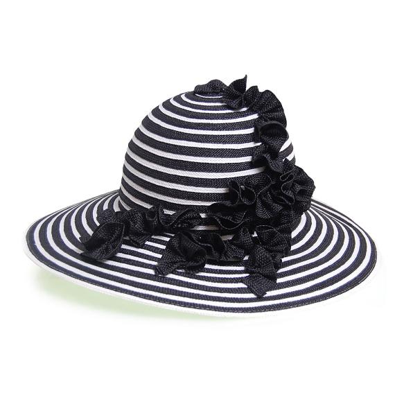つば広帽子 - Wavy PLUS MINUS