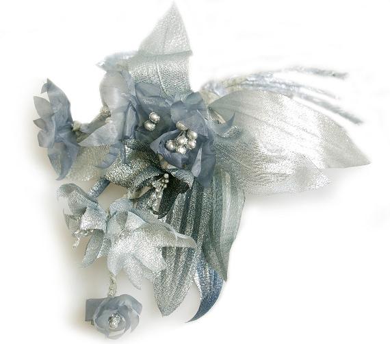 コサージュ - Ice Flower