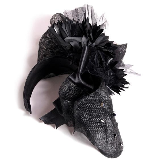 カチューシャ - Marguerite Ribbon