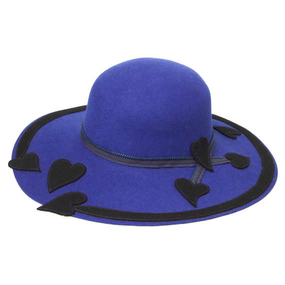 つば広帽子 - ハートの迷宮